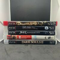 PS3 Assorted Game Titles