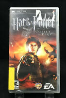 Harry Potter and the Goblet of Fire (Sony PSP, 2005) Complete!