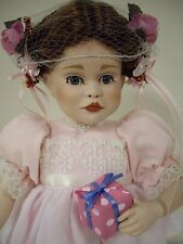 """Treasury Collection-Paradise Galleries By Patricia Rose. """"Sara"""" 13"""" Inch Tall"""