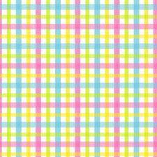10 ASSORTED BACKING PAPERS VIBRANT CHECK PLAID FOR CARD AND SCRAPBOOK MAKING