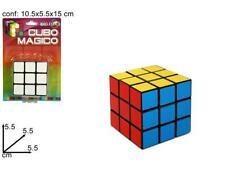 Cubo Magico 3x3 Magic Cube Rompicapo Gioco Abilità Educativo Bambini dfh