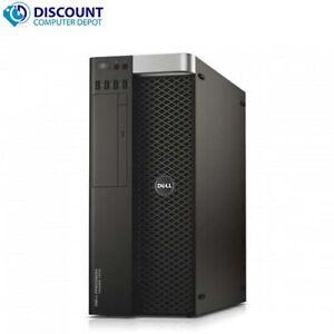 Dell Precision T3610 Computer Tower 16GB 256GB SSD Win10 Pro Nvidia k4000
