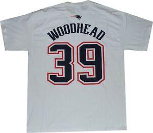 New England Patriots Danny Woodhead Super Bowl 46 Reebok Gildan T Shirt