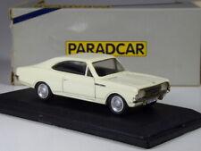 (KI-05-20) Paradcar France Opel Rekord C Coupé 1966 weiß in 1:43 in OVP
