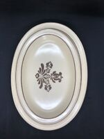 Set Of 2 Pfaltzgraff Village Serving Platter Plate