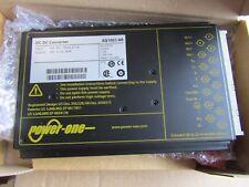Power-One DC/DC Convertidor, 65-150Vdc en, 5.1Vdc Out-EQ1001-9R H7L1 7511267