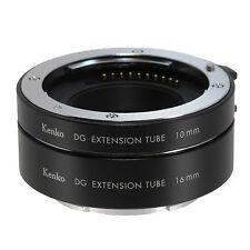 Kenko DG Extension Tube Set (for Sony E-Mount) *NEW*