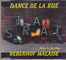 Straat-Dance De La Rue cd maxi single