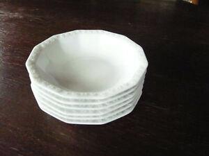 Rosenthal, Maria weiß, classic, 6 Dessert -/ Müsli - oder Salatschalen, ca.15 cm