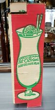 Vintage Pre-1963 Pat O'Brien's Hurricane Glass in Original Box (New Orleans)