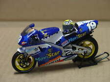 4x John Kocinski Honda NSR500 Movistar Pons 1998 1:24 job lot
