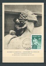 BELGIQUE - CARTE POSTALE - 1951 YT 862
