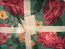 Pottery Barn Whitley Floral Wholecloth Quilt NEW Full/Queen F/Q