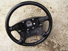 SAAB 9-3 9-5 LEATHER STEERING WHEEL 55 53 185