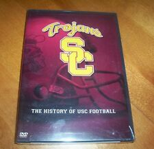 USC FOOTBALL TROJANS SC NCAA  Player College Players Sports Sport SoCal DVD NEW