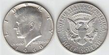 *Gertbrolen  ETATS-UNIS Demi-Dollar  KENNEDY 1968  DENVER  Numéro  14