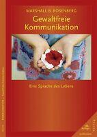 Gewaltfreie Kommunikation von Marshall B. Rosenberg (2001, Taschenbuch)