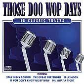 Those Doo Wop Days, Various, Very Good