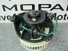 Pacifica Town & Country Grand Caravan Air Conditioning Heat Blower Motor Mopar