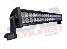"20"" LED Drive Boat Light Work UTE ATV SUV Truck 120 Watt 7200 Lumen Hummer Quad"