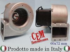 Ventilatore centrifugo mod.trial vc 10  x caldaia a sansa  80 - 85 watt  220v