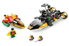 LEGO 7885 - LEGO Batman - Robin's Scuba Jet: Attack of the Penguin - NO BOX