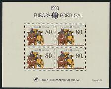 Portugal bloc 57 CACHET/CEPT...