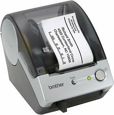Brother QL-500 Label Thermal Printer With Bonus +4000 Labels 10 / Rolls