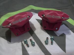 MGF MG F AP Racing 2 Pot Calipers Complete + Bolts New Genuine mgmanialtd.com