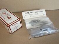 312P FDS Automodelli 6 Italie Fiat 1100 S MM 1947 Kit WM 1:43 + Boite