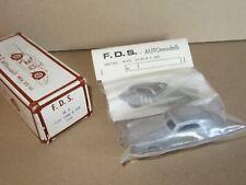 312p fds automodelli 6 italy fiat 1100 s mm 1947 kit wm 1:43 + box