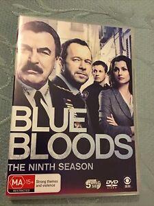 Blue Bloods The Ninth Season Dvd
