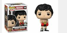 POP Movies Rocky 45th Rocky Gold Belt Specialty mint w protector Pre Order