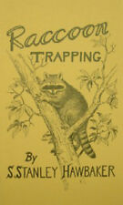 Raccoon Trapping by Stanley Hawbaker (Book)