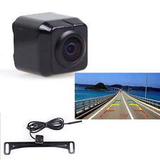 HD 170° CCD Car Rear View Backup Camera Reverse Parking License Plate Waterproof