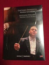 DVD MARIA STUARDA HIGHLIGHTS - G. Donizetti - A. Fogliani - Teatro alla Scala.