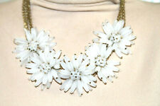 Flower Statement Necklace #136 Natasha Accessories