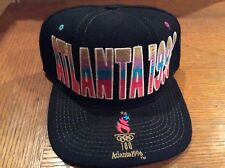 1996 Atlanta Olympics Snapback Hat - Starter Olympic Games Collection  w/ Tag