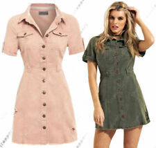 Collar Dresses for Women with Cap Sleeve