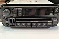OEM Car Stereo 6 disc Changer p560386221 Chrysler Jeep Dodge RDS