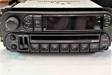 Oem Car Stereo 6 disc Changer p560386221 Chrysler Jeep Dodge Rds