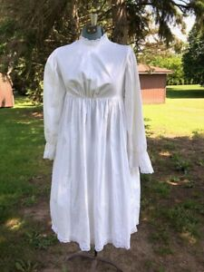 Rare Child Size Kirsten Dress Pleasant Company American Girl Sz 14 Cotton USA