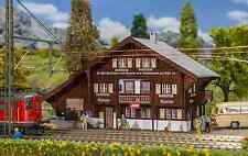 """Faller Bahnhof """"Litzirüti""""     Nr.110129 Spur H0, Neuheit 2015"""