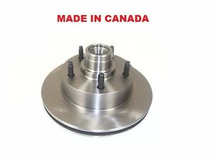 Disc Brake Rotor Front AIMCO fits 94-02 Ford E-150 Econoline  MADE IN CANADA