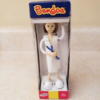Bendos Florence the Nurse Bendable Toy Figure By Kid Galaxy In Original Box 2001