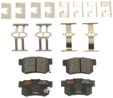 Disc Brake Pad Set-Premium Disc Brake Pad Rear TRW TPC0537