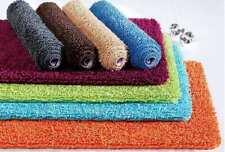 1 pieza Bathmat 60 x 90 Natural alfombra de baño Alfombrilla algodón NUEVO