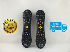 TWO x GEUINE VIRGIN MEDIA TIVO REMOTE BRAND NEW ,FREE p&p 1 year warranty