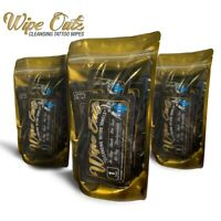 WIPE OUTZ™ Cleansing Tattoo Wipes. Easy, Effective & Safe ...