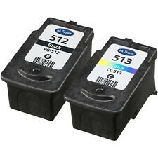 Canon PG512 & CL513 High Capacity Ink Cartridges for Canon Pixma MP252